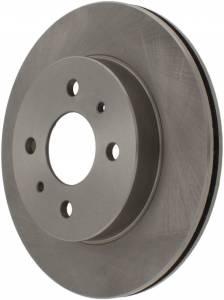 CENTRIC BRAKE PARTS #121.62038 C-TEK Standard Brake Rotor