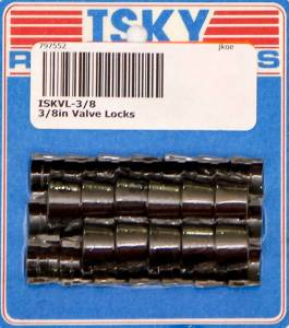 ISKY CAMS #VL38 3/8in Valve Locks