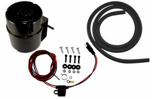 LEED BRAKES #VP001B Electric Vacuum Canister Black Bandit