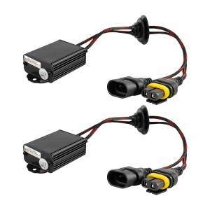 ARC LIGHTING #20952 LED Decoder Harness Kit 9005/9006/9012/H10 Pair
