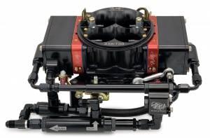 WILLYS CARB #86042EQ-5002 Carburetor Gas Equalizer GM 604 Crate Super Bowl