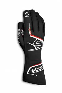 SPARCO #00131410NRRS Glove Arrow Medium Black / Red