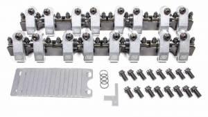 T AND D MACHINE #2150-160/150 SBC Shaft Rocker Arm Kit - 1.6/1.5 Ratio