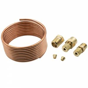 EQUUS #E9901 Copper Tubing Kit 1/8in 6ft