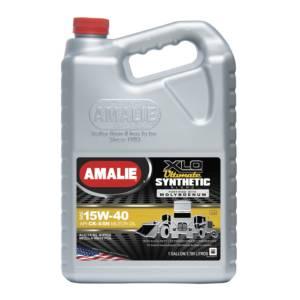 AMALIE #AMA79106-56 XLO Ultimate Syn Blend w /Moly 15w40 1Qt
