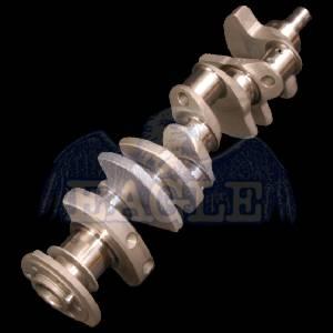 EAGLE #CRS440040006000 SBC 4340 Forged Crank - 4.000 Stroke