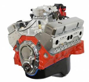 BLUEPRINT ENGINES #BP38318CTF1 SBC Base Dressed Crate Engine 383 CID