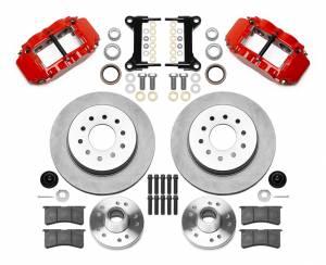 WILWOOD #140-15948-R Brake Kit Front GM C1500 88-98 5 Lug 12.19in Rtr