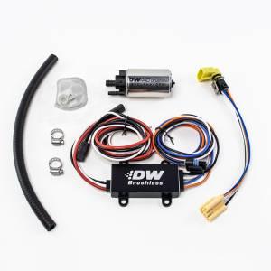 DEATSCHWERKS #9-441-C103-900 DW440 Brushless Fuel Pump w/PWM Controller