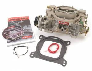 EDELBROCK #1409 600CFM Performer Series Marine Carburetor w/E/C