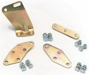 EDELBROCK #1490 Throttle Cable Plate Kit - SBF 289-302