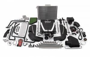 EDELBROCK #1562 E-Force Supercharger Kit Camaro V8 10-14 w/Auto