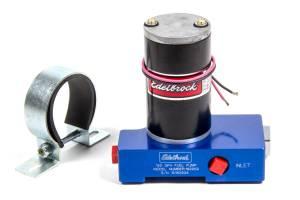 EDELBROCK #182052 Carb Electric Fuel Pump 120GPH @ 6.5psi Blue