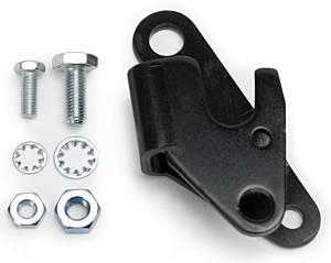 EDELBROCK #1843 Mopar Throttle Lever Adapter - Black