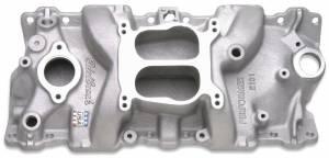 EDELBROCK #2101 SBC Performer Manifold - 262-400