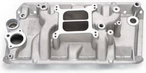 EDELBROCK #2131 AMC Performer Manifold - 290-401