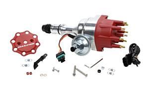 EDELBROCK #22764 Max-Fire Distributor RTR Olds V8 260-455