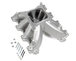 EDELBROCK #28215 GM LS3 EFI Int. Manifold Super Victor 4500 Flange