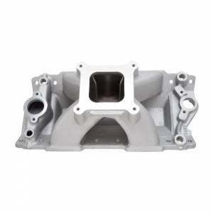 EDELBROCK #2892 SBC Super Victor II Manifold - 262-400
