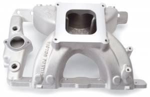 EDELBROCK #2957 Pontiac Victor Manifold - 389-455 4150