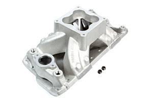 EDELBROCK #2971 SBC Super Victor 4500 Manifold - 23 Degree