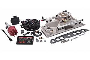 EDELBROCK #35830 Pro-Flo 4 EFI Kit  BBC w/Oval Ports 625 HP