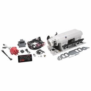 EDELBROCK #35870 Pro-Flo 4 XT EFI Kit BBC w/Rect Ports 625 HP
