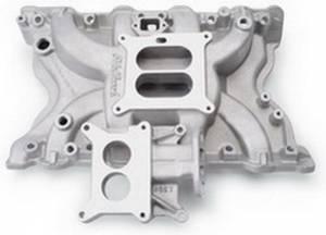 EDELBROCK #3771 BBF Performer Manifold - w/EGR- 351/400M