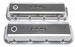 EDELBROCK #4275 BBC Elite II Series V/C's