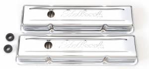 EDELBROCK #4449 Signature Series V/C's - SBC Short