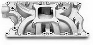EDELBROCK #5081 SBF Torker II Manifold - 351W