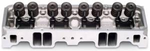 EDELBROCK #60759 SBC Performer Cylinder Head - Assm.