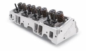 EDELBROCK #60895 SBC Performer RPM Cylinder Head - Assm.