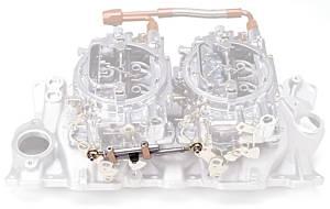 EDELBROCK #7094 Progressive Throttle Linkage Kit