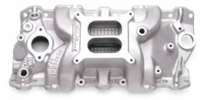 EDELBROCK #7101 SBC Performer RPM Manifold - 262-400