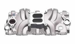 EDELBROCK #7159 Chevy 348-409 Performer RPM Intake Manifold