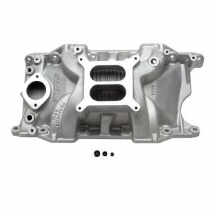 EDELBROCK #7176 SBM Performer RPM Manifold - 318-360