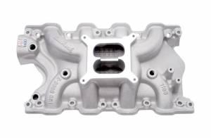 EDELBROCK #7183 SBF 351C Performer RPM Intake Manifold