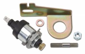 EDELBROCK #8059 Throttle Solenoid & Bracket - GM