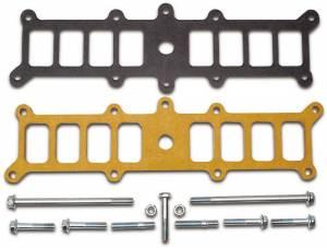 EDELBROCK #8727 Ford Manifold Spacer Kit Fits #'s 3821 & 7126