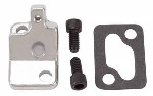 EDELBROCK #8901 Choke Block-Off Plate - SBC