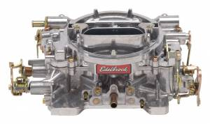 EDELBROCK #9905 Reman. 600CFM Carburetor - Manual Choke