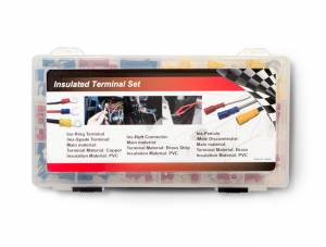 PERTRONIX IGNITION #A2030 Terminal Kit Insulated (175pk)