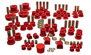 ENERGY SUSPENSION #11.18102R 90-05 Mazda Miata Master Bushing Set