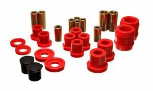 ENERGY SUSPENSION #16.3120R Front Control Arm Bushin g Set