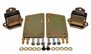ENERGY SUSPENSION #3.1148G LS1 Engine Conversion Mounts Short/Wide Zinc