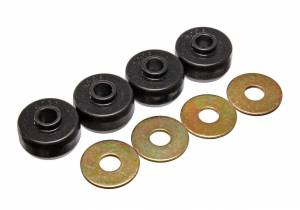 ENERGY SUSPENSION #3.2123G 84-96 Vette Rr Spring Bushing Set Black