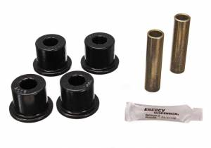 ENERGY SUSPENSION #3.2124G GM 1 1/2in Frame Shackle Eye Set Black