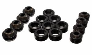 ENERGY SUSPENSION #3.4131G 83-94 S10 Extended Cab Mounts Black