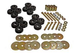 ENERGY SUSPENSION #4.4110G 66-77 Ford Bronco (Body Mounts&Hardware) 64pcs